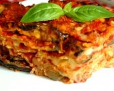 Parmiggiana de berenjenas